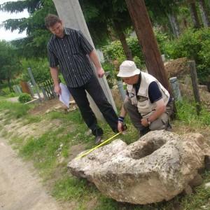 Nalazi nadgrobnih stela na lokalitetu Sase  Rimska Domavija arheoloska iskopvanja (1)