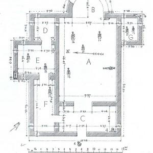 Slika crkve u Skelanima