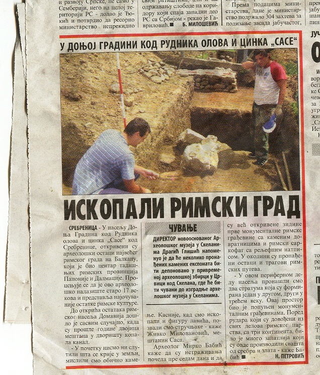 pres novine