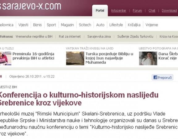 sarajevo mediji