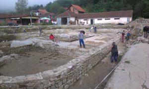 Arheoloska istrazivanja i radovi na konzervaciji ostataka Rimske carske palate na lokalitetu Zadružni dom 2014 godine (11)