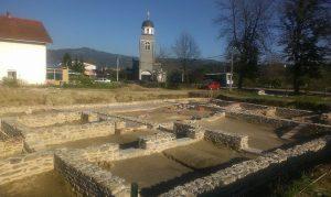 Arheoloska istrazivanja i radovi na konzervaciji ostataka Rimske carske palate na lokalitetu Zadružni dom 2014 godine (12)