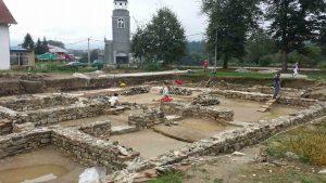 Arheoloska istrazivanja i radovi na konzervaciji ostataka Rimske carske palate na lokalitetu Zadružni dom 2014 godine (13)