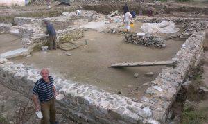 Arheoloska istrazivanja i radovi na konzervaciji ostataka Rimske carske palate na lokalitetu Zadružni dom 2014 godine (5)