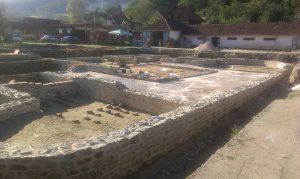 Arheoloska istrazivanja i radovi na konzervaciji ostataka Rimske carske palate na lokalitetu Zadružni dom 2014 godine (7)