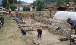 Nastavak radova na arheološkim istraživanjim na kolalitetu Zadružni dom u Skelanima 2015 (3)