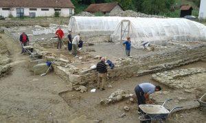 Nastavak radova na arheološkim istraživanjim na kolalitetu Zadružni dom u Skelanima 2015 (8)