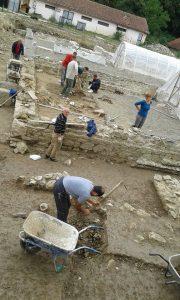 Nastavak radova na arheološkim istraživanjim na kolalitetu Zadružni dom u Skelanima 2015 (9)