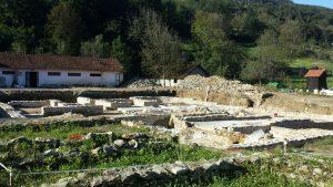 Radovi na konzervaciji na Arheološkom lokaliteru Zadružni dom u Skelanima 2014 12
