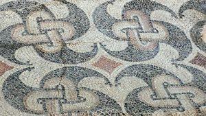 Radovi na konzervaciji na Arheološkom lokaliteru Zadružni dom u Skelanima 2014