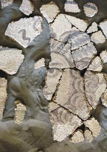 mozaik-Gorgone