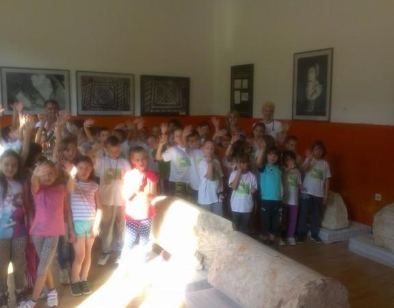 posjeta učenika O.Š. Kosta Todorović muzeju   u Crvici (2)