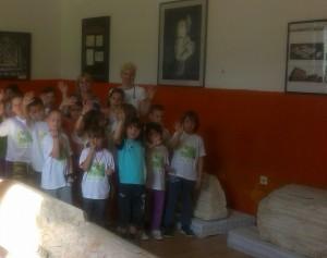 posjeta učenika O.Š. Kosta Todorović muzeju   u Crvici (3)