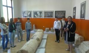 posjeta učenika O.Š. Srebrenica muzeju i Arheološkom lokalitetu u   Skelanima