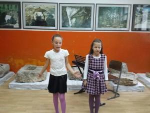 priredba djece O.Š. Kosta Todorović Skelani povodom manifestacije Noć muzeja 2015